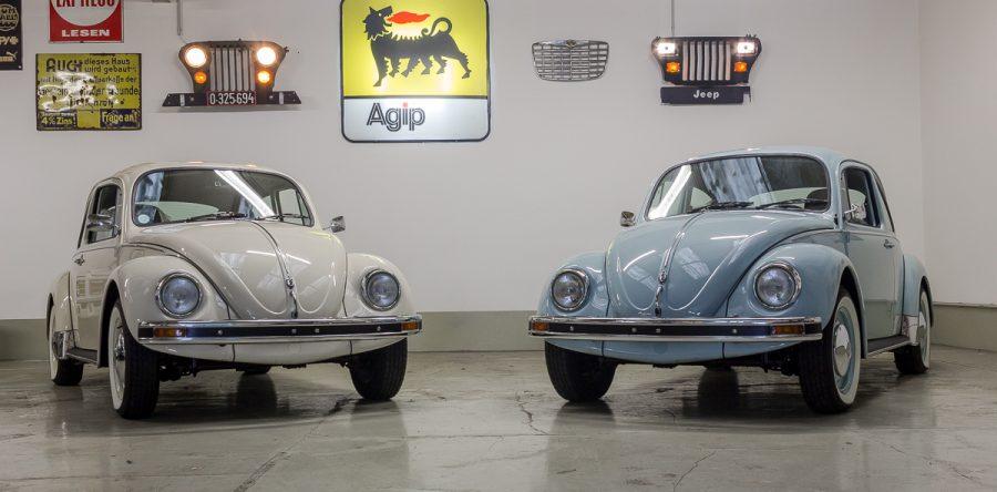 VW Käfer Sammlung
