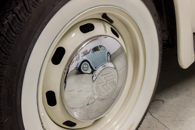 VW Käfer Reifen