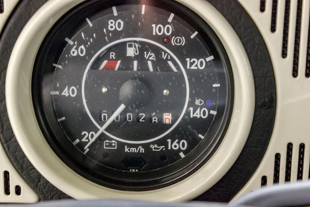 VW Käfer Anzeige