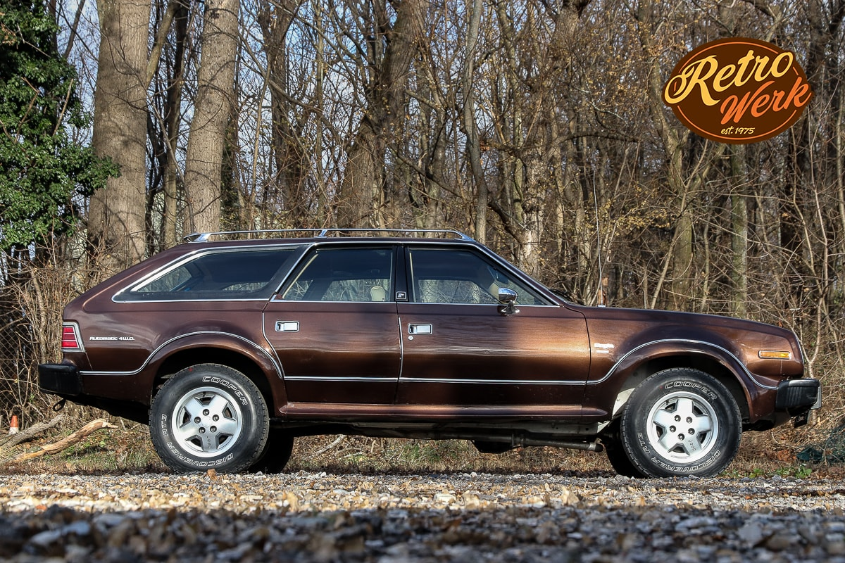 AMC Eagle by Retrowerk