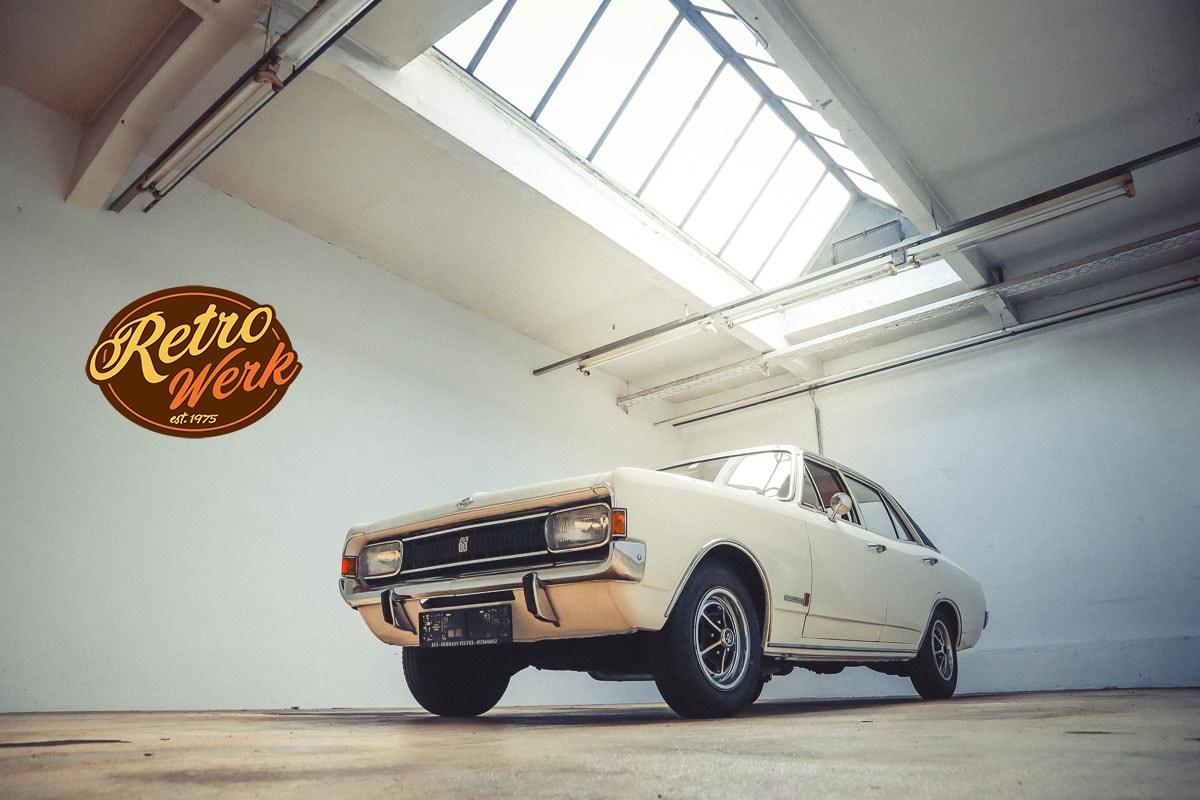 Opel Commodore GS by Retrowerk