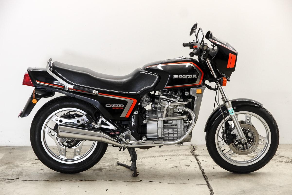 Retrowerk Honda Oldtimer